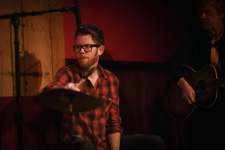 JD Hinton at the Rockwood NYC, October 2018